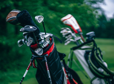 First, Take Out The Golf Club Out of Your Own Bag