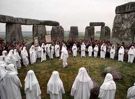 Druids In Suit Jackets