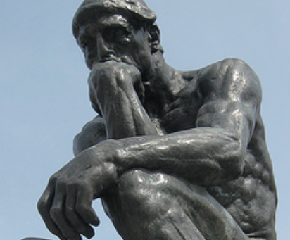 The Pondering God