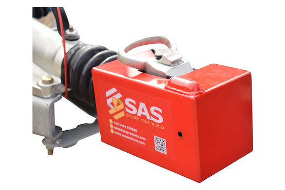 SAS Fortress A Hitch Lock for Ifor Williams Trailers