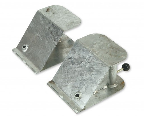 Ifor Williams Wheel Chocks - KX0241