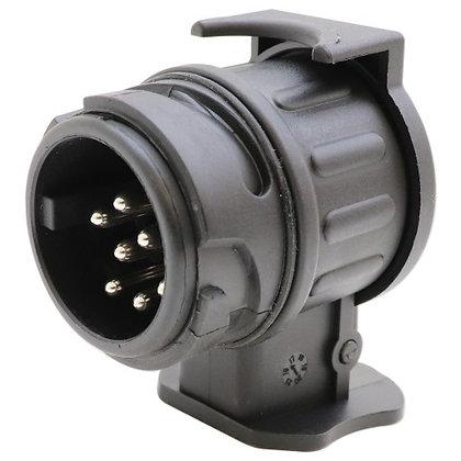 13 Pin Vehicle Socket Adaptor