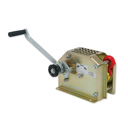 Ifor Williams P04702 3000kg Strap Winch