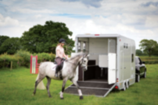 Eventa Horse Trailer, ifor williams