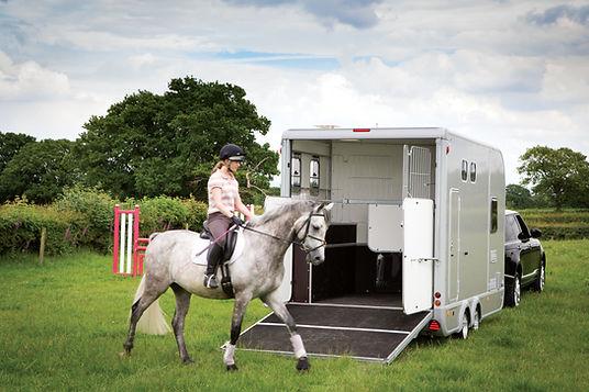 Eventa Horse Trailer, ifor williams