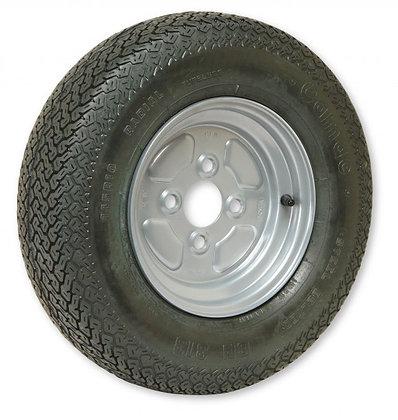 Wheel Assembly 145/80B10 - P0835