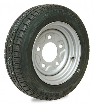 Wheel Assembly 155/70R12 - P0878