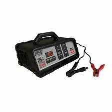 MAYPOLE 25A 12V ELECTRONIC BENCH SMART CHARGER