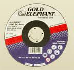 Gold Elephant Metal Cutting Disc x 1