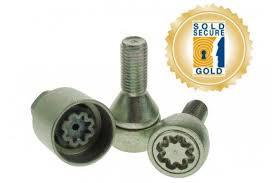 STRONGHOLD LOCKING WHEEL BOLTS M14 x 1.5mm