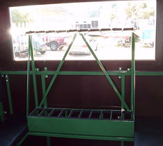 Shoot Trailer Gun Rack