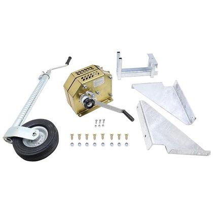 Ifor Williams KX6165 3000kg Manual Winch Kit LT/LM