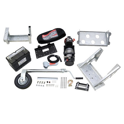 Ifor Williams KX6172 Electric Winch Kit - LT/LM *COLLECTION ONLY*
