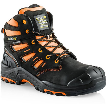 a8a728b22bf Buckler Buckz Viz BVIZ2 Orange S3 Non-metallic Safety Boots | agrocotrailers