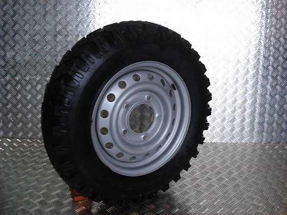 Wheel & Tyre Assembly 6.00-16 - BT690