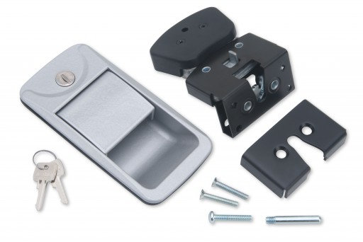 Ifor Williams Paddle Latch - P1066