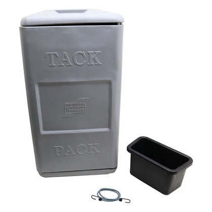 Ifor Williams Removable Tack Pack Silver - KX01251
