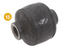 Ifor Williams Rebound Bush Moulding C80318