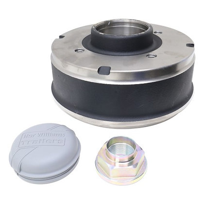 Ifor Williams Brake Drum 200x50 (4 Stud) - KS0825
