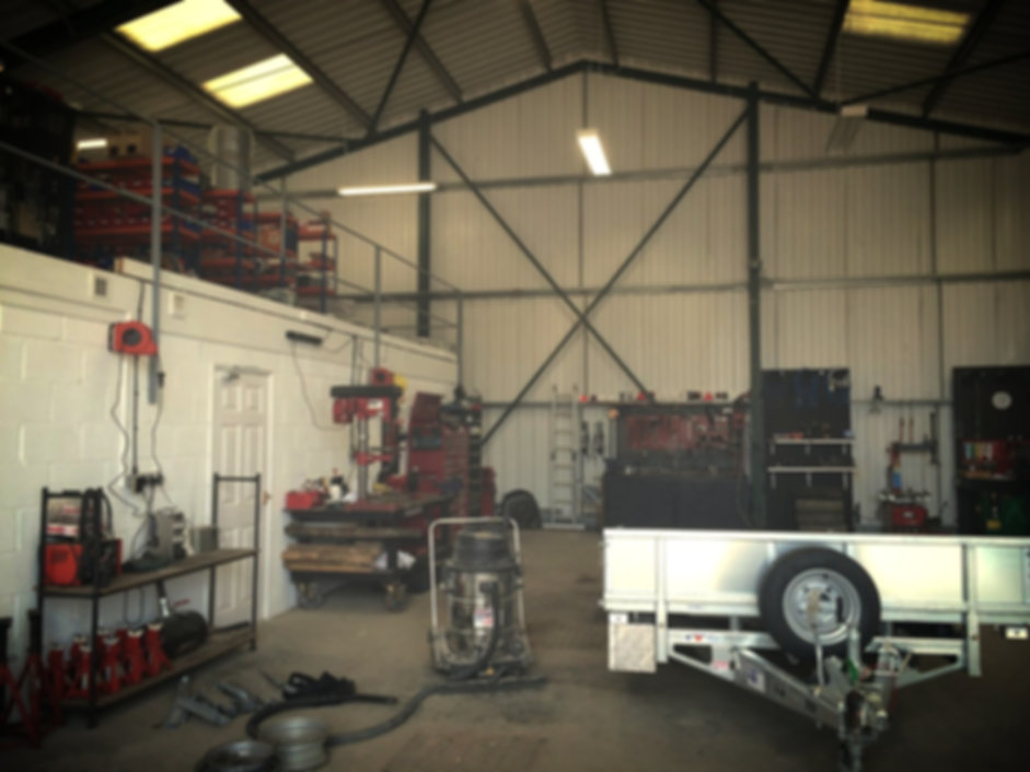 Trailer, Service, Repair, Suffolk
