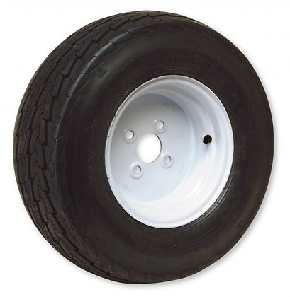 Wheel Assembly Flot Tyre 100mm PCD 77M - P0867