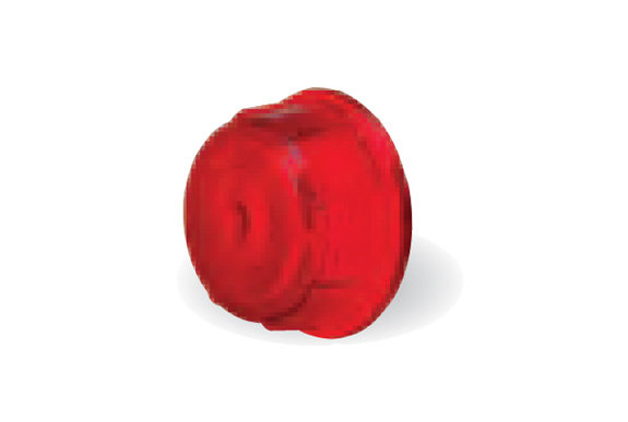 Ifor Williams Position Lens (Red/Clear) - P0705/6