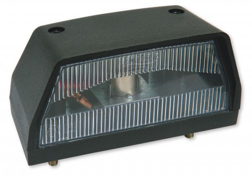 Ifor Williams Numberplate Lamp - P0667