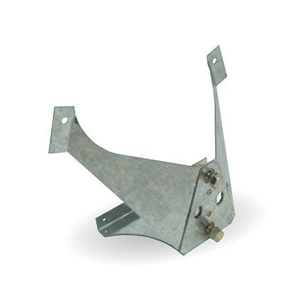 Spare Wheel Bracket - C10770