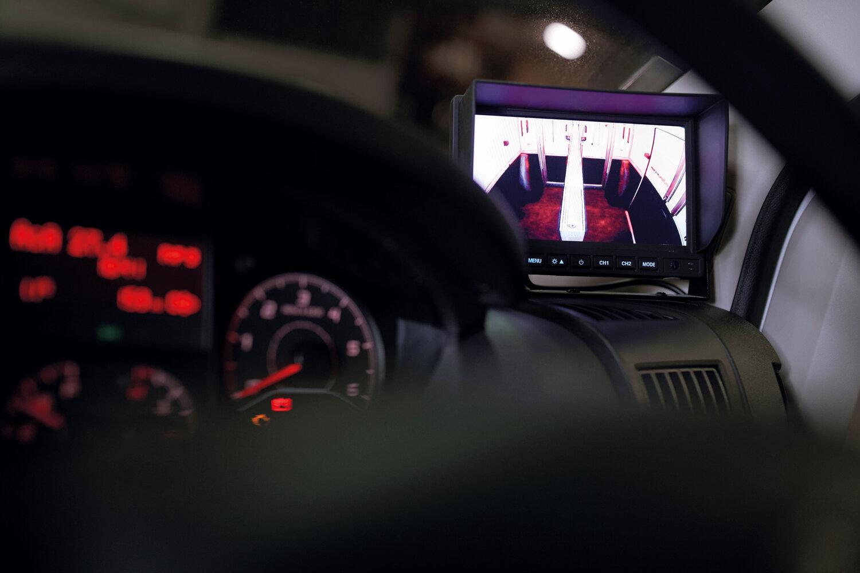 Camera - Overlander Horsebox Self Drive Hire