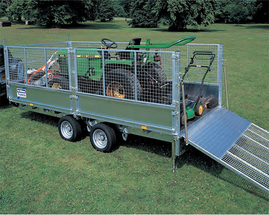 Ifor Williams High Ramp LT/LM 6 Series - KX1420 COLLECTION ONLY!