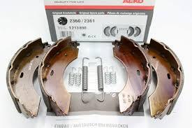 AL-KO 230 x 60 Brake Shoe Kit