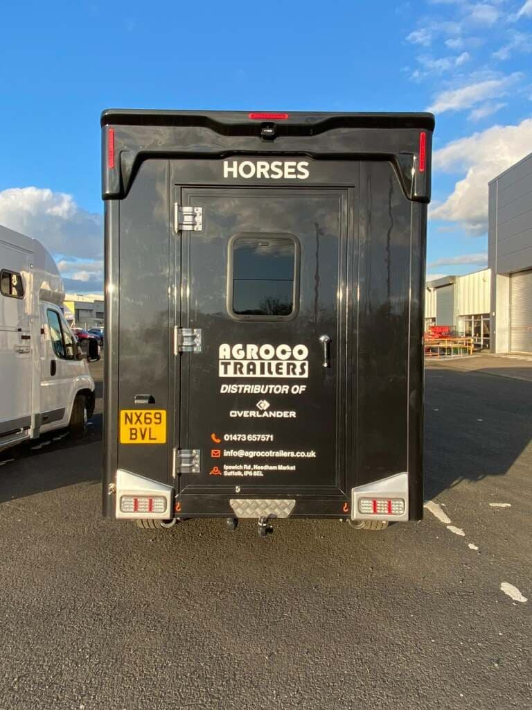 Overlander Horsebox Self Drive Hire