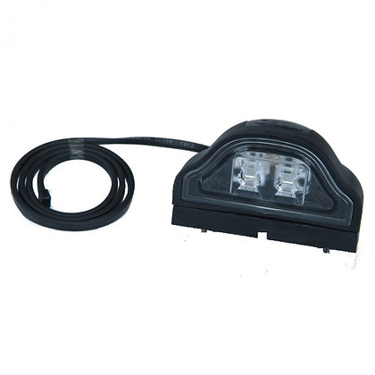 Ifor Williams LED Number Plate Lamp P0796LED