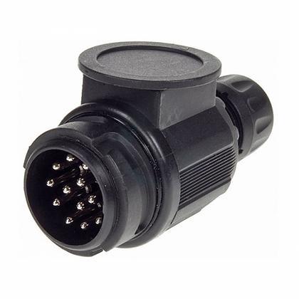13/8 Pin 12v Trailer Electric Plug
