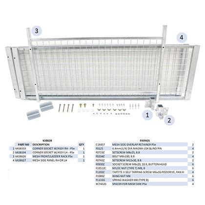 Ifor Williams Mesh Side Kit P5 - KX8628