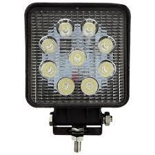 10-30v LED Square Work Lamp