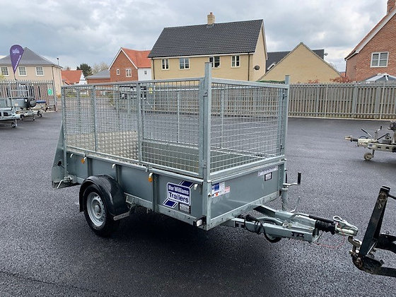 Ifor Williams GD84 General Duty Trailer
