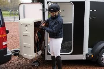 Ifor Williams Door Mounted Tack Pack - KX012414