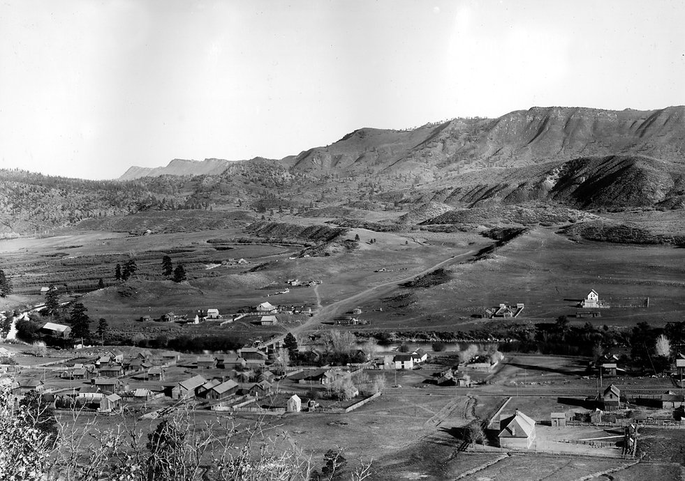 Anims City Colorado 1895