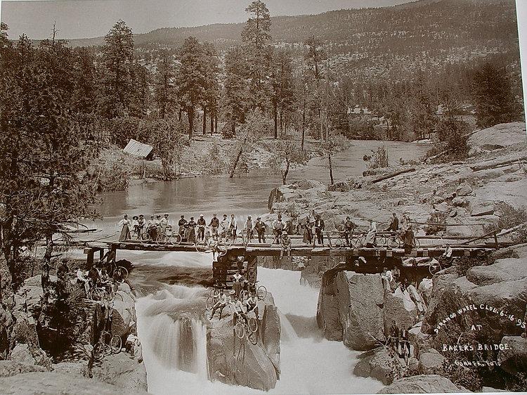 Baker's Bridge Colorado