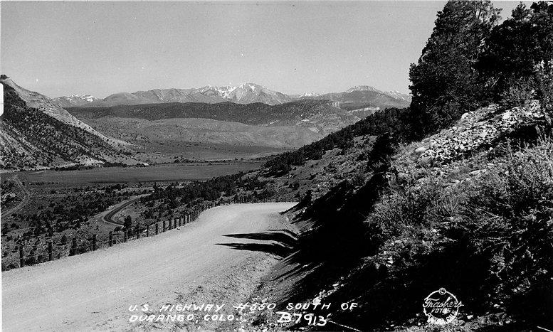 Farmington Hill Durango CO