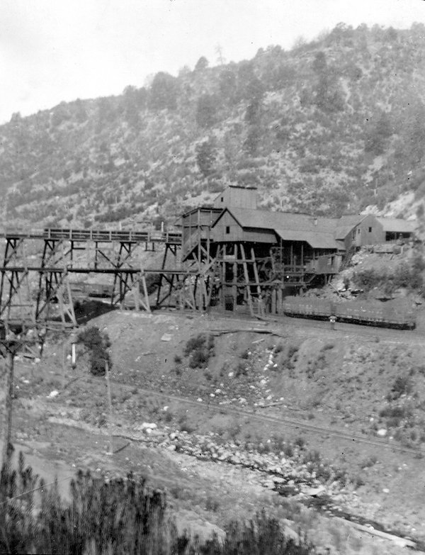 Durango CO Porter Mine