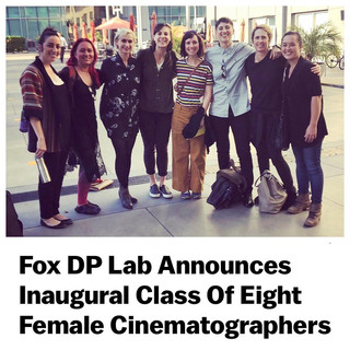 Fox DP Lab Announces Inaugural Class Of Eight Female Cinematographers