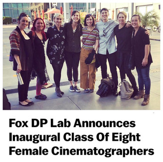 Fox DP Lab Announces Inaugural Class Of Eight Female Cinematographers