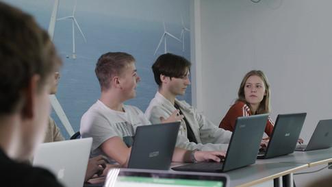 """""""Fra dag 1 arbejder EUX elever med rigtige business cases"""""""
