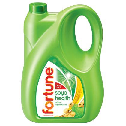 Fortune Refined Soyabean Oil 5 L (Jar)