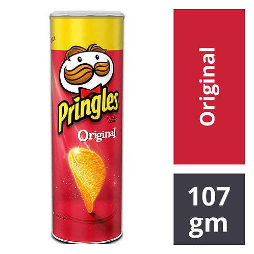 Pringles Potato Chips - Original : 107 gms