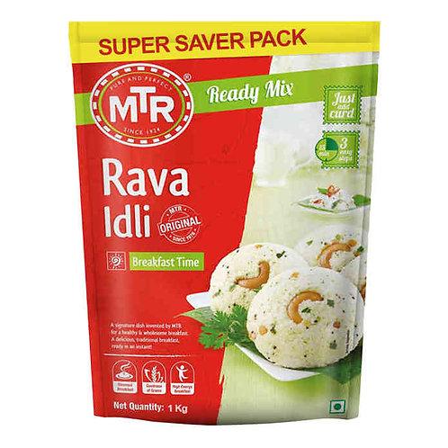 MTR Rava Idli Mix : 1 kg