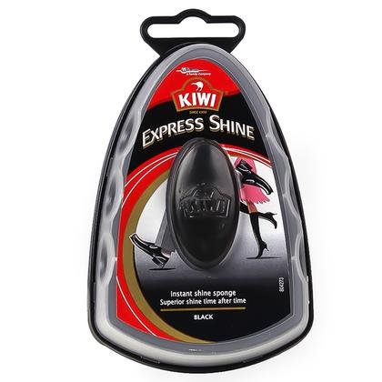 Kiwi Express Shine Black Sponge 5 ml