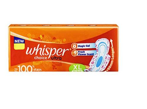 Whisper Choice Ultra XL Wings Pads : 20U